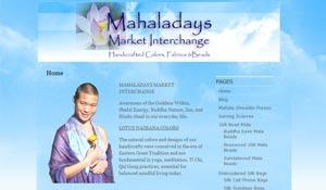 Screenshot-Website Design-Mahaladays