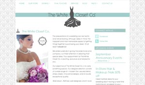 Screenshot-Website Design-The White Closet Co.