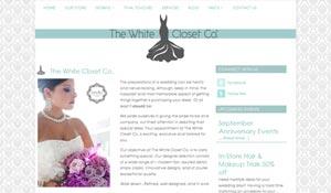 Screenshot-Website Design-The White Closet Co.